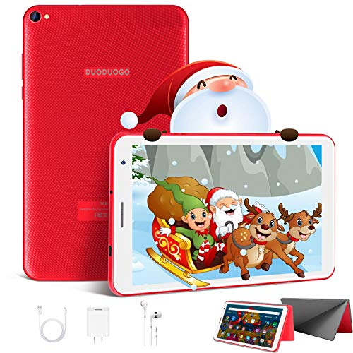 4G Tablet per Bambini with WiFi IPS 8 Pollici, Android 10.0 3 GB RAM 32 GB Rom /128GB Bluetooth...
