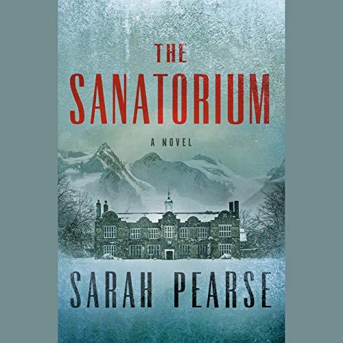 The Sanatorium audiobook cover art