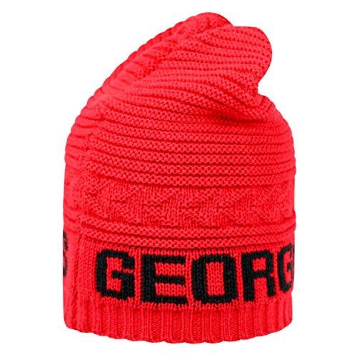 georgia bulldog knit hat - 9