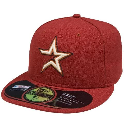 save off 9cf8a 67b1f MLB Houston Astros Authentic On Field Alternate 59FIFTY Cap