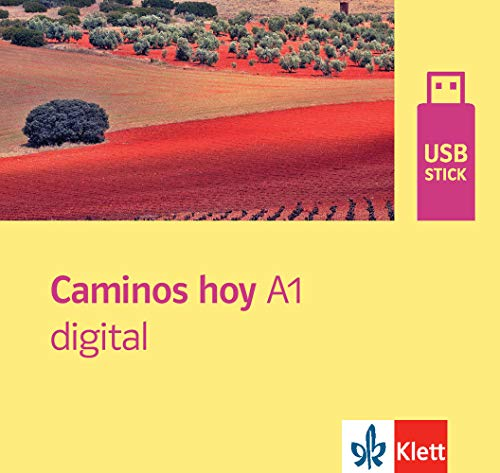 Caminos hoy A1 digital: USB-Stick
