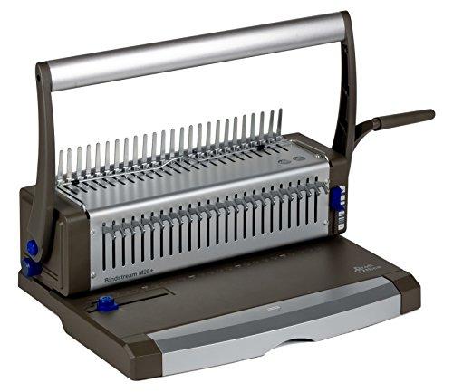ProfiOffice® Bindegerät, Bindstream M25 + Bindemaschine, Bindeleistung bis 450 Blatt DIN A4 (79022)