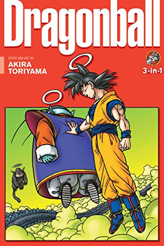 Dragon Ball (3-in-1 Edition) Volume 12