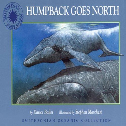 Humpback Goes North audiobook cover art