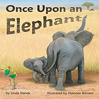 Once upon an Elephant cover art