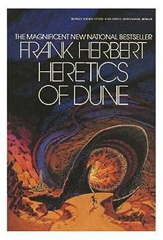 Paperback Heretics Of Dune Book