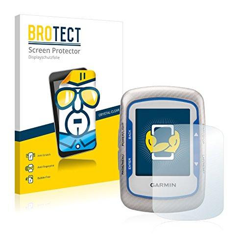 brotect Pellicola Protettiva Compatibile con Garmin Edge 500 Pellicola Trasparente (2 Pezzi) Anti-Impronte