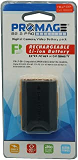 Promage BATTERY FOR CANON LPE6+ Compatible With EOS 60D EOS 6D EOS 7D EOS 5D MARK II EOS 5D MARK III EOS 5DS EOS 5DSR