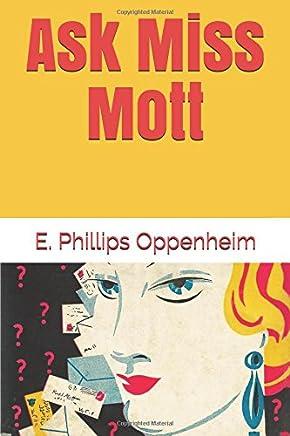 Ask Miss Mott