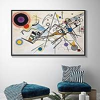 つま先の靴のキャンバスの絵画のバレエ靴の壁の芸術のポスターとプリント家の居間の装飾のための壁の写真の絵画60x90cmフレームレス