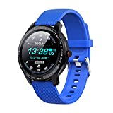 ZYDZ L11 Smart Watch Men <span class='highlight'>1.3</span> <span class='highlight'>Inch</span> <span class='highlight'>Full</span> Touch Screen <span class='highlight'>IP68</span> <span class='highlight'>Waterproof</span> Heart Rate Monitoring Fitness Smartwatch Pk DT78 L9 L8,C