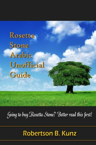 Rosetta Stone Arabic Unofficial Guide