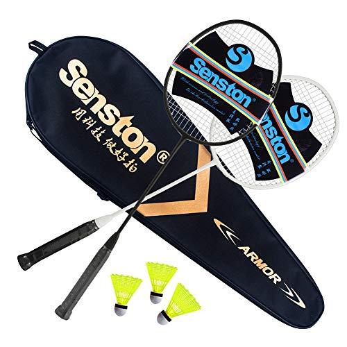Senston Graphit Badminton Set Ca...