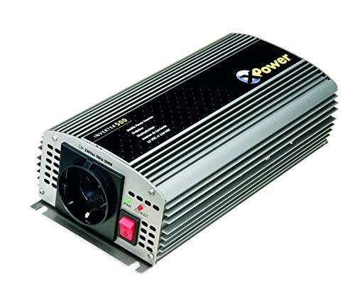 Xantrex XPower Wandler 12V Dauerleistung 500W Spitzenleistung 1000W AC/DC Spannungswandler 12V 230V Sinuswelle Wechselrichter Inverter