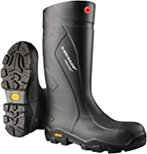 dunlop purofort safety boots