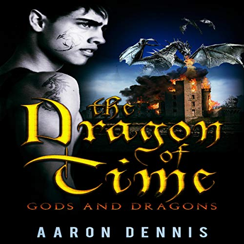 The Dragon of Time cover art
