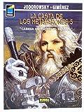 La Casta De Los Metabarones 5 Cabeza De Hierro El Abuelo (Plural)