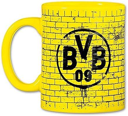 Preisvergleich für BVB BORUSSIA DORTMUND TASSE GELBE WAND
