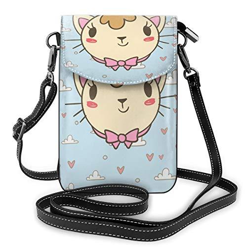 Süße Elvis-Handtasche mit verstellbarem Riemen für den täglichen Gebrauch