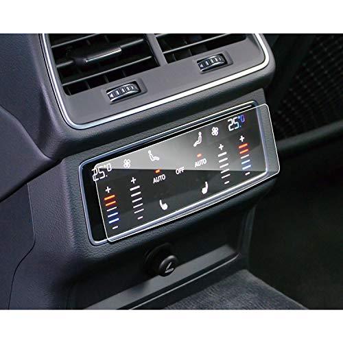YEE PIN Protector de pantalla para aire acondicionado trasero e-tron A6 A7...