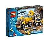 Lego City 4201 - Ruspa con autocarro
