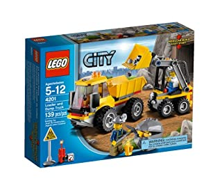 LEGO City 4201 - Bagger mit Kipplaster (B00721TTAM) | Amazon price tracker / tracking, Amazon price history charts, Amazon price watches, Amazon price drop alerts