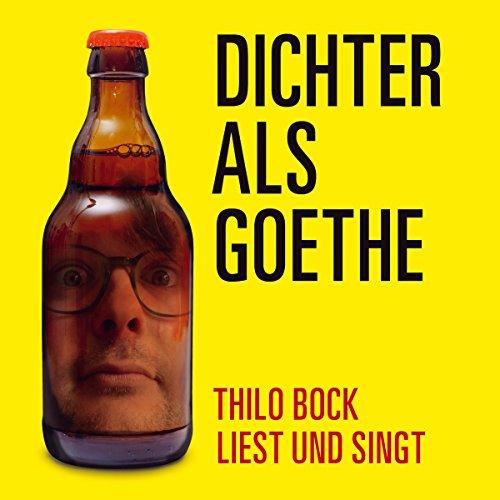Dichter als Goethe Titelbild