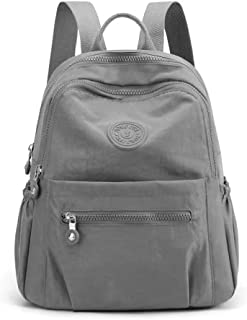 حقيبة ظهر 11L، حقائب ظهر من النايلون للفتيات المدارس في سن المراهقة حقيبة ظهر تسوق للنساء