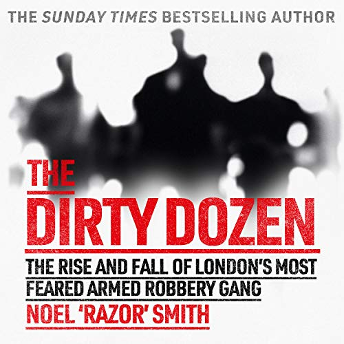 The Dirty Dozen audiobook cover art