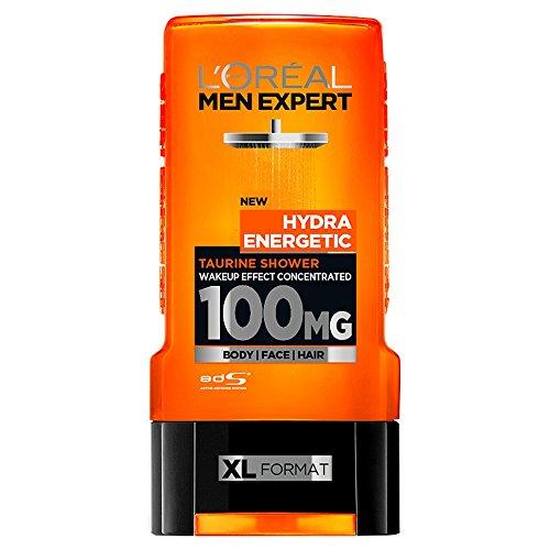 L'Oreal Men Expert Hydra Energetic - Gel de ducha, 300 ml