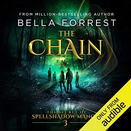 The Secret of Spellshadow Manor 3: The Chain Titelbild