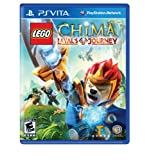 LEGO Legends of Chima: Laval's Journey - PlayStation Vita -  Warner Home Video - Games