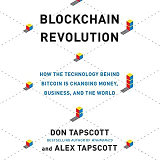 Blockchain Revolution cover art