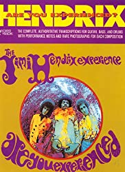 Partition : Hendrix Jimi Are You Experienced Tab Rc.V