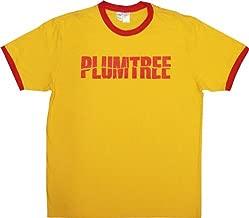 Plumtree Scott Pilgrim Band Logo Gold T-Shirt Tee