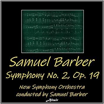 Barber: Symphony NO. 2, OP. 19 (Live)