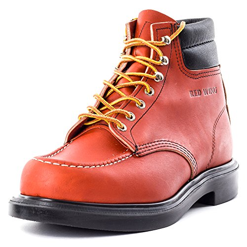 Red Wing Shoes Brown 8804D - 4,5
