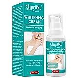 Body Cream - Cream for Armpits, Intimate Parts, Between Legs - with Collagen - Effective Cream Nourishes, Moisturizes Underarm, Neck, Knees