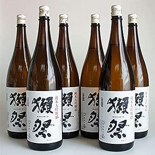 獺祭 純米大吟醸 45 1800mlx6本 一升瓶 6本入 ギフト対応不可 だっさい 旭酒造 山口県 ケース