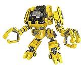 Modbrix Aliens Laderoboter Mech Bausteine Roboter, 779 Klemmbausteine -