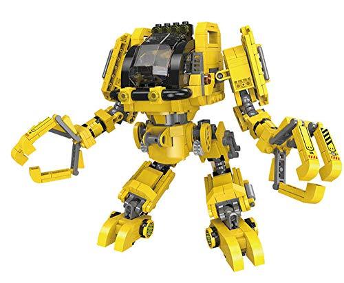 Modbrix Robot de carga Aliens Mech Bloques de construcción robot 779 bloques de construcción
