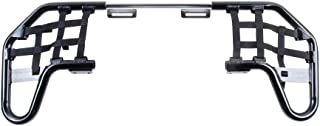 Tusk Comp Series Nerf Bars Black With Black Webbing - Fits: Honda TRX 250X 2016-2019