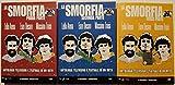 Lello Arena, Enzo Decaro, Massimo Troisi: 'La Smorfia: antologia televisiva e teatrale di un mito' - Opera Completa (3 Dvd) Edizione Editoriale