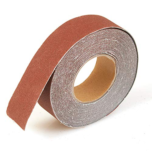 5 Abrasive Rolls for Woodworking
