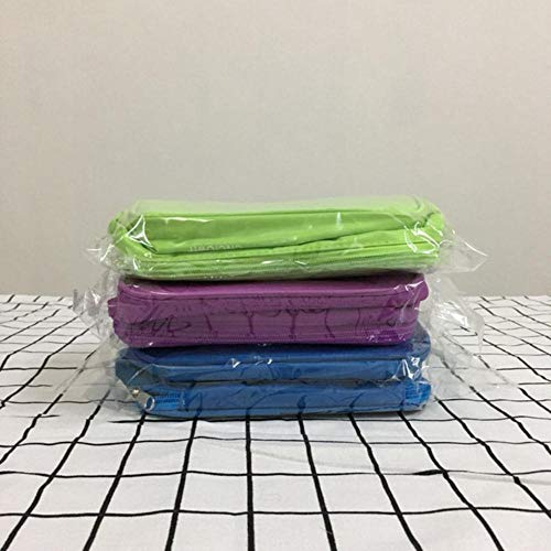 3 stuks samen draagbare lunchtas Hoge kwaliteit goedkope lunchbox Tote Bottle Bag Picknickzakje Container School Food Storage Bag, 3 stuks