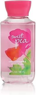 Bath & Body Works Sweet Pea 3.0 oz Shower Gel