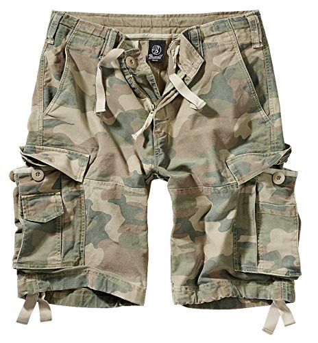 Vintage Cargo Fishing Shorts