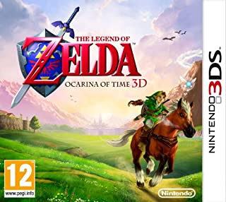 The legend of Zelda : Ocarina of time 3D (B004ULU2FI) | Amazon price tracker / tracking, Amazon price history charts, Amazon price watches, Amazon price drop alerts