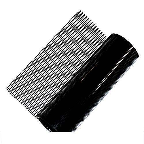 Raamfolie Glasfolie Kantoorraamsticker Gebouw Film Veiligheid Explosiebestendige Film Zwarte Stip Infrarood Inhibitiecijfer: 40%,
