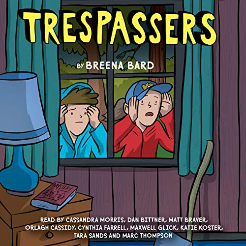 Trespassers  By  cover art